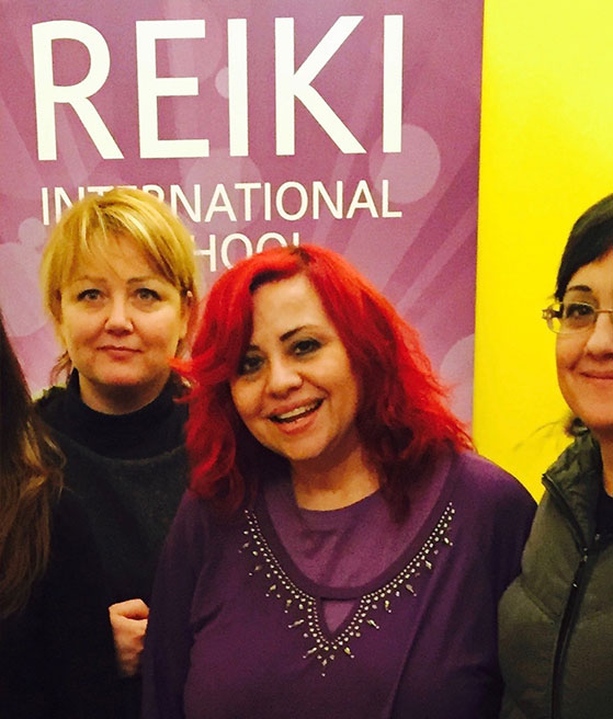 LIST OF REIKI MASTER